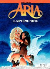 Aria – tome 3 – La septième porte