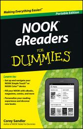 NOOK eReaders For Dummies