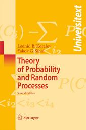 Theory of Probability and Random Processes: Edition 2