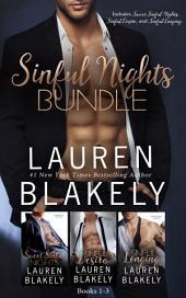 Sinful Nights Bundle - Books 1-3
