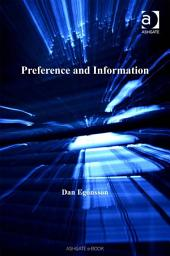 Preference and Information