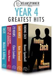 Dreamspinner Press Year Four Greatest Hits