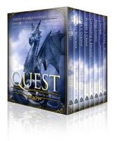 Quest: Eight Novels of Fantasy, Myth, and Magic: (free books featuring dragons, assassins, wizards and warriors in adventures of epic fantasy, sword and sorcery, dark fantasy, and more!)