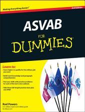 ASVAB For Dummies: Edition 3