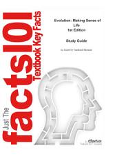 e-Study Guide for: Evolution: Making Sense of Life by Carl Zimmer, ISBN 9781936221363