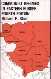 Communist Regimes in Eastern Europe: Fourth Edition