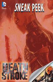 DC Sneak Peek: Deathstroke (2015) #1