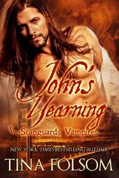 John's Yearning (Scanguards Vampires #12)