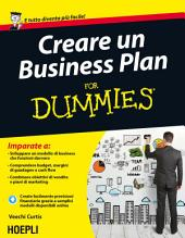 Creare Business Plan for Dummies