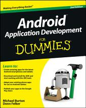 Android Application Development For Dummies: Edition 2