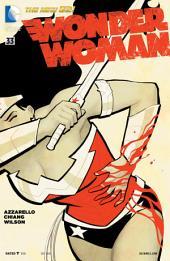Wonder Woman (2011- ) #33