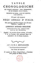 Annali d'Italia: Volume 12;Volume 15