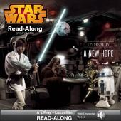 Star Wars: A New Hope Read-Along Storybook