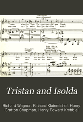 Tristan and Isolda: Drama in Three Acts