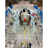 Negocios ProMéxico Julio: Mexico´s Aerospace Industry