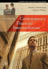 Contemporary Financial Intermediation: Edition 2