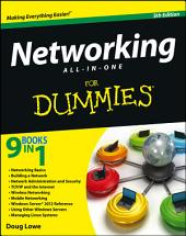 Networking All-in-One For Dummies: Edition 5