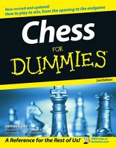 Chess For Dummies: Edition 2