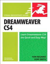 Dreamweaver CS4 for Windows and Macintosh: Visual QuickStart Guide