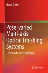 Pose-varied Multi-axis Optical Finishing Systems: Theory and Process Validation