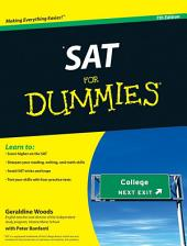 SAT For Dummies: Edition 7