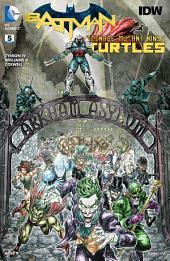 Batman/Teenage Mutant Ninja Turtles (2015-) #5