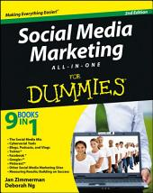 Social Media Marketing All-in-One For Dummies: Edition 2