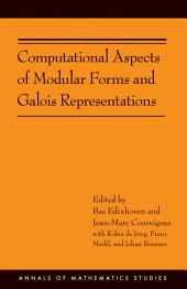 Computational Aspects of Modular Forms and Galois Representations: How One Can Compute in Polynomial Time the Value of Ramanujan's Tau at a Prime (AM-176): How One Can Compute in Polynomial Time the Value of Ramanujan's Tau at a Prime (AM-176)