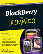BlackBerry For Dummies: Edition 5