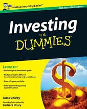 Investing For Dummies: Edition 2