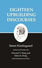 Kierkegaard's Writings, V: Eighteen Upbuilding Discourses