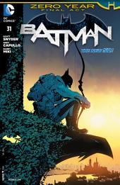 Batman (2011-) #31