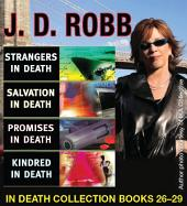 J.D. Robb IN Death COLLECTION: Books 26-29