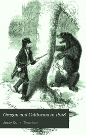 Oregon and California in 1848: Volume 2