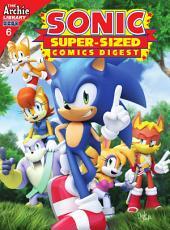 Sonic Super Digest #6