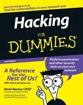 Hacking For Dummies: Edition 2