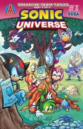 Sonic Universe #22