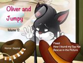 Oliver and Jumpy - the Cat Series, Stories 34-36: Bedtime stories for children in illustrated picture book with short stories for early readers.