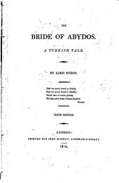 The Bride of Abydos: A Turkish Tale