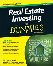 Real Estate Investing For Dummies: Edition 3