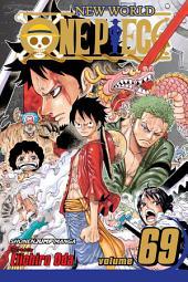 One Piece, Vol. 69: S.A.D.