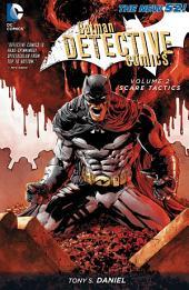 Batman: Detective Comics Vol. 2: Scare Tactics