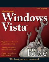 Alan Simpson's Windows Vista Bible