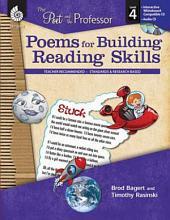 Poems for Building Reading Skills: Grade 4