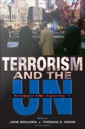 Terrorism and the UN: Before and After September 11