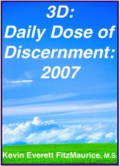 3D: Daily Dose of Discernment: 2007