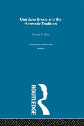 Giordano Bruno & Hermetic Trad