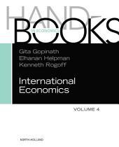 Handbook of International Economics: Volume 4