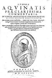 Commentaria super Aristotelis libros Perihermenias et posteriorum Analyt