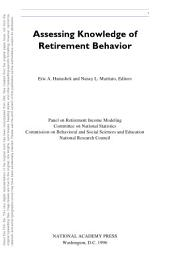 Assessing Knowledge of Retirement Behavior